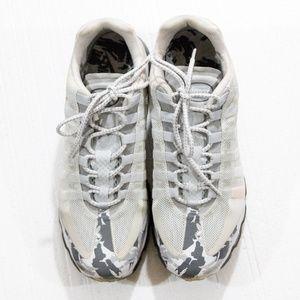 """Nike Air Max 95+ BB 360 """"Snow Camo"""" Size 12"""